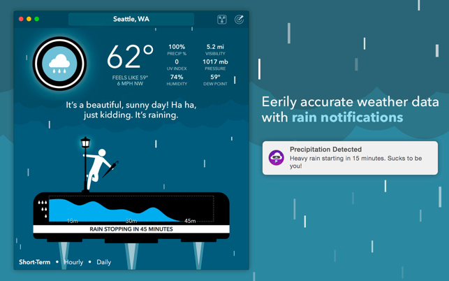 ‎CARROT Weather