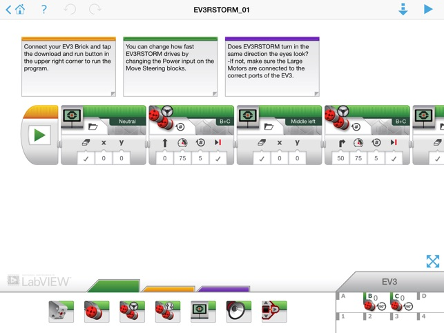 lego mindstorms ev3 download chromebook