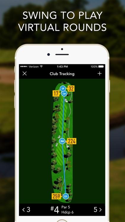 Golf GPS by GolfLogix Scorecard + Rangefinder screenshot-3