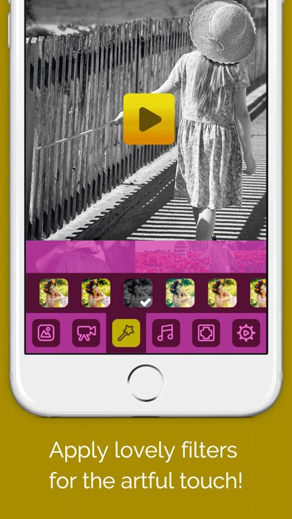 Pics to Video Slideshow Maker