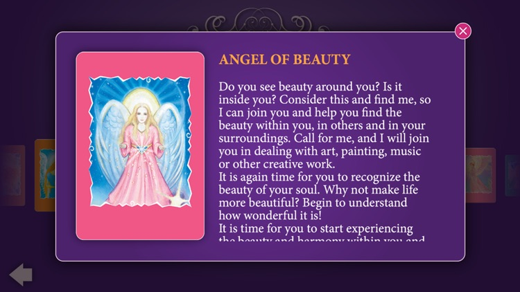 Tarot Angel Cards -Develop your intuition (No Ads)
