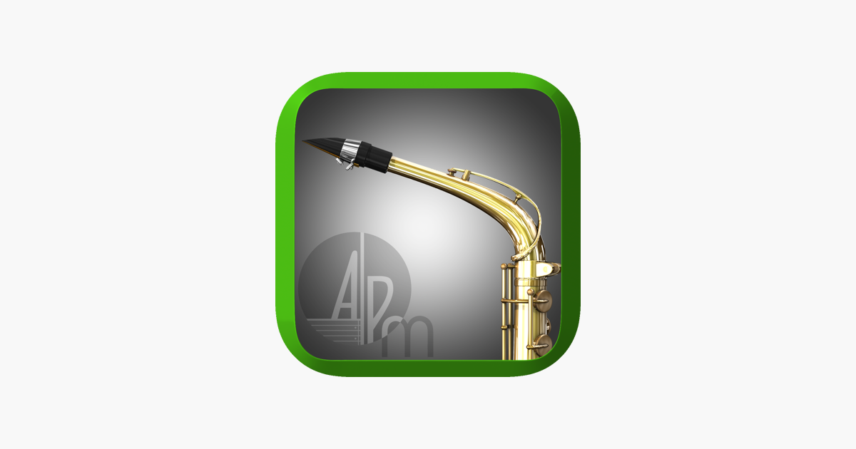 PlayAlong Alto Sax on the App Store