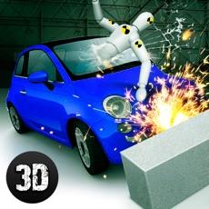 Activities of Extreme Car Crash Test Simulator 3D Full