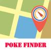 Pokefind - LIVE map location for Pokémon GO