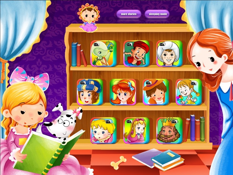 10 Classic Fairy Tales Interactive Books