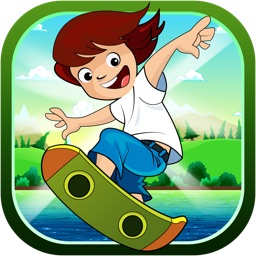 A Mad Hoverboard Skyline X Skater FREE- Extreme Action Flying Skateboard Adventure