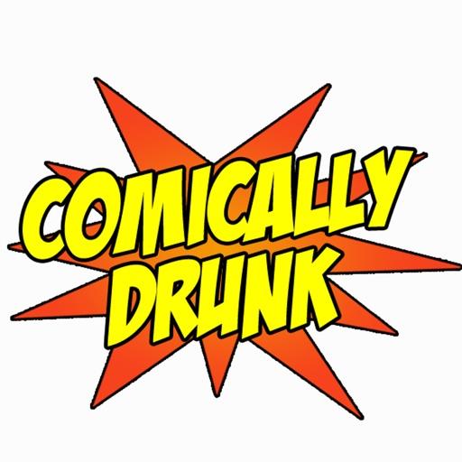 Comically Drunk