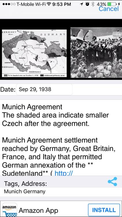 World War II on ChronicleMap screenshot-3