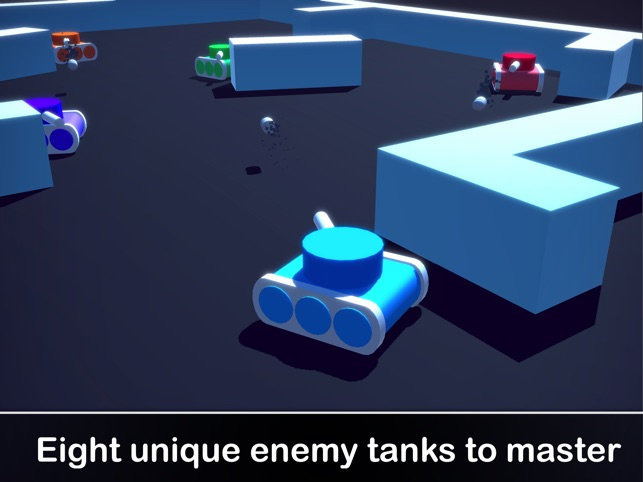 Tiny Tanks! Screenshot