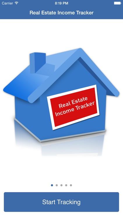 Real Estate Tracker