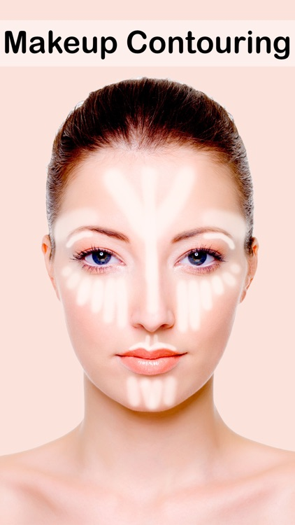 Makeup Ideas - Eyes Lipstick, Eyebrows Contouring screenshot-4