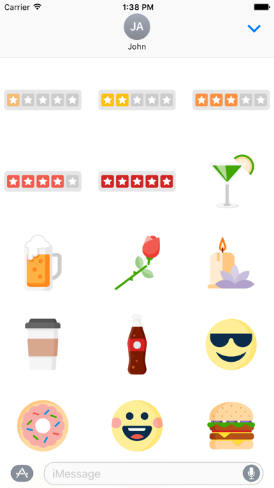 Yelp Stickers for Windows