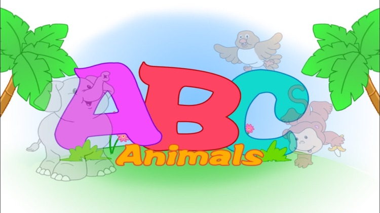 Alphabet ABC Song and Animals screenshot-0