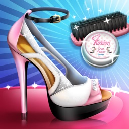 Fashion Shoe Maker Games - Modern Shoes Designer