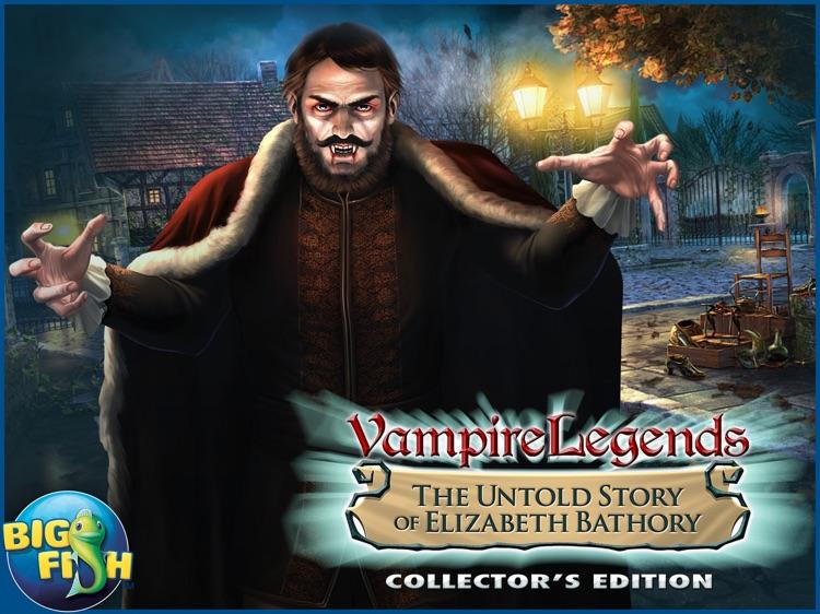 Vampire Legends: Untold Story of Elizabeth (Full) screenshot-4