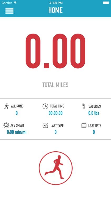 Jogger GPS Run Tracker - Jogging Map Run Distance