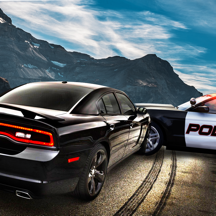 Extreme police sports car crime chase 3D -  Ultimate Crime Patrol Game