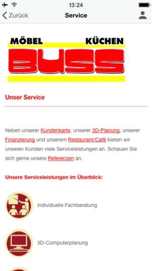 Möbel Buss on the App Store