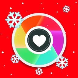 Christmas Camera: Take Selfie