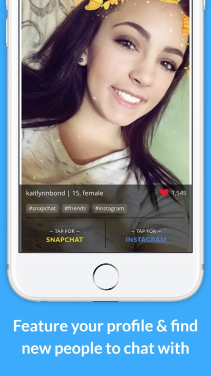 Find Kik Usernames & Names for Snapchat - Friends by Return
