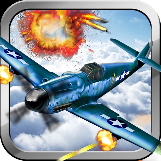 3D Jet-Fighter Air-Plane Flying Simulator Game - Real Modern Sim Racing Games iOS App