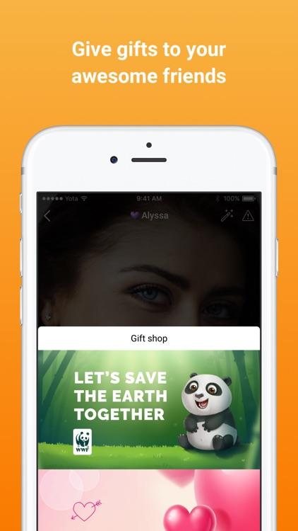 Flirtymania - video chat screenshot-3