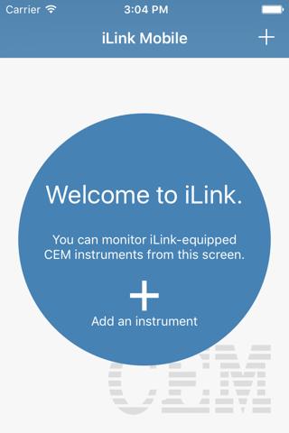 CEM iLink - náhled