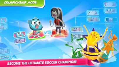 Screenshot from CN Superstar Soccer: Goal!!!