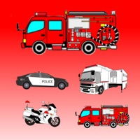 Codes for Which is the same Emergency Vehicle (Fire Truck, Ambulance ,Police Car)? Hack