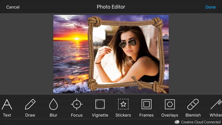 Beautiful Photo Frames & Photo Editor screenshot-4