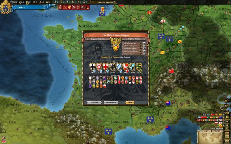Europa Universalis III Chron