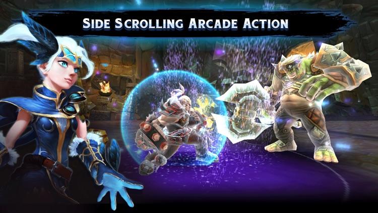 ChronoBlade screenshot-3