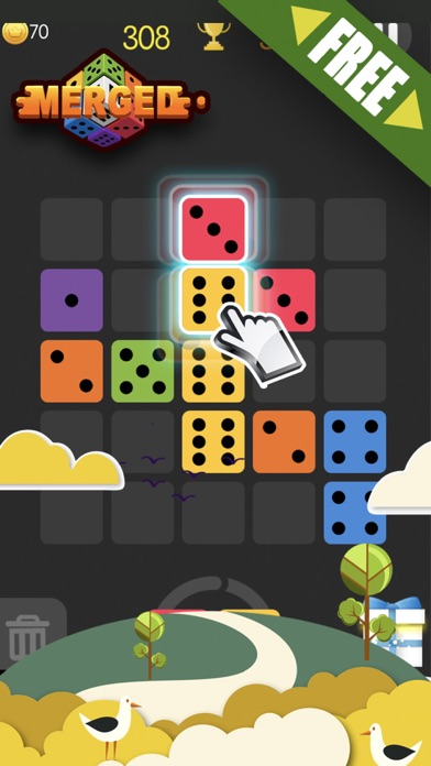 Dominoes Block Puzzle på PC