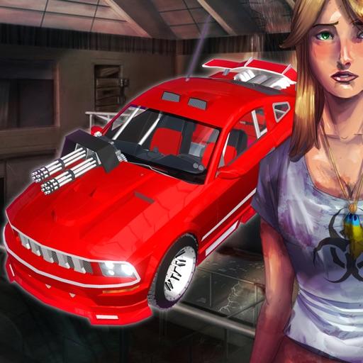 Отремонтируйте мой автомобиль: Спастись зомби LITE
