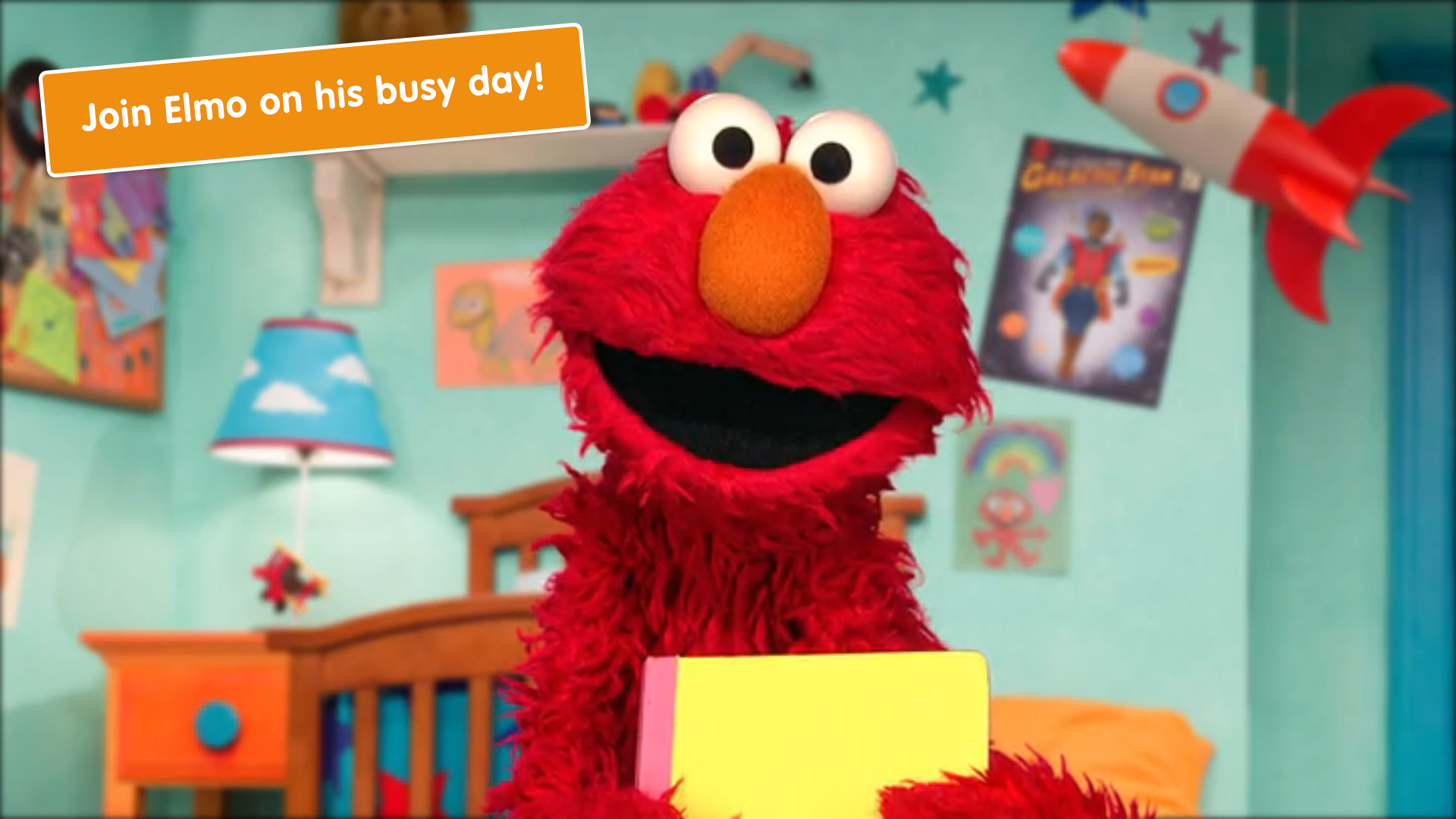A Busy Day for Elmo: Sesame Street Video Calls screenshot 13