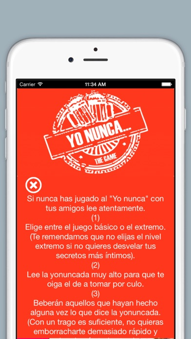 download Yo Nunca - The Game apps 2