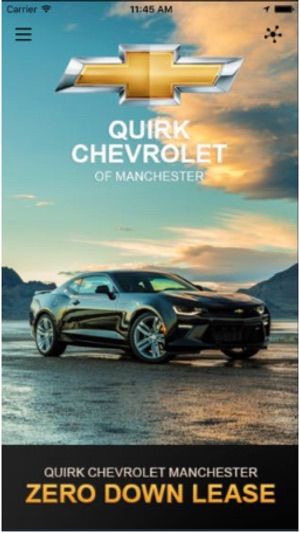 QUIRK Chevrolet Manchester NH on the App Store