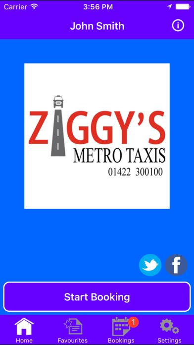 Ziggy's Metro Cars screenshot one