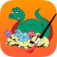 Codes for Dinosaur Coloring Book Dino drawing painting Game Hack
