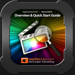 Course For Final Cut Pro X 101 on the App Store