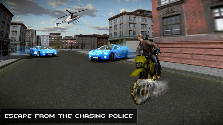 Police Squad Gangster Chase