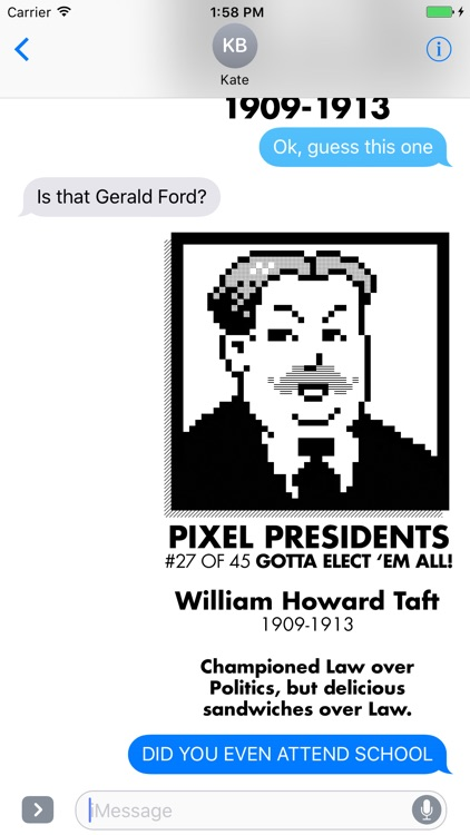 Pixel Presidents screenshot-3