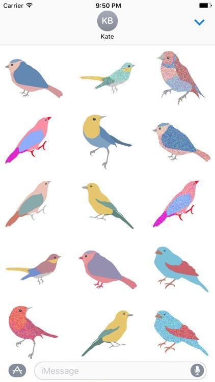 Hipster Birds
