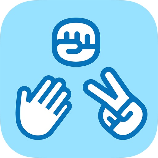 Rock paper scissors - best stickers game, free RPS