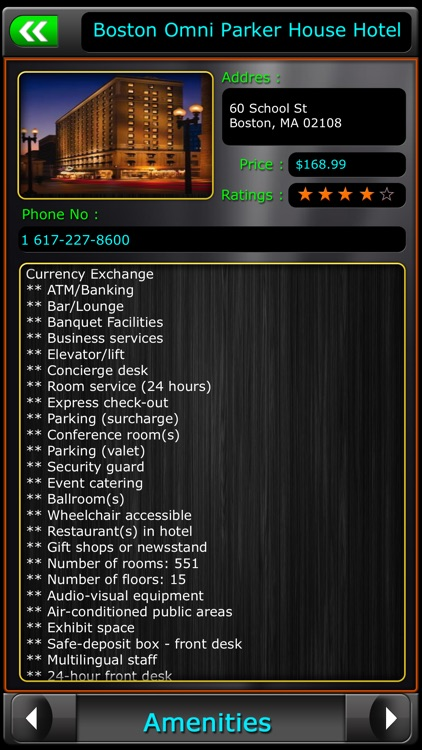 Boston Offline Travel Guide screenshot-3