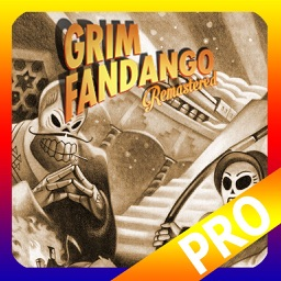 PRO - Grim Fandango Remastered Version