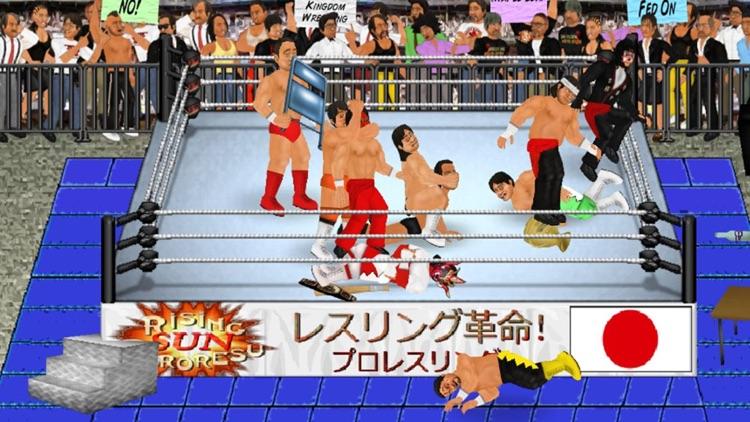 Wrestling Revolution Pro screenshot-4