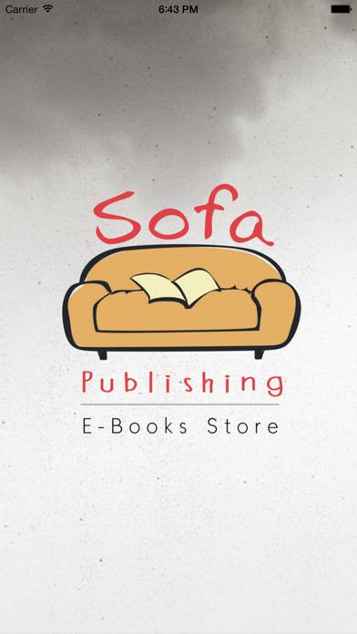 Sofa publishing E-Books Store screenshot one