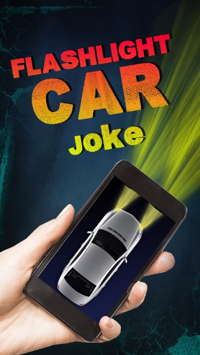 Flashlight Car Joke screenshot one