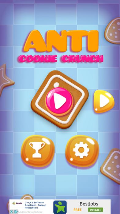Anti Cookie Crunch screenshot two